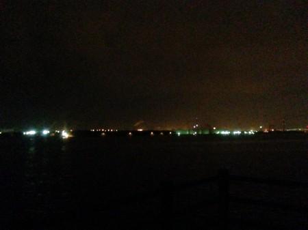 水江町公園で釣り アナゴ、キス狙いのはずが・・・