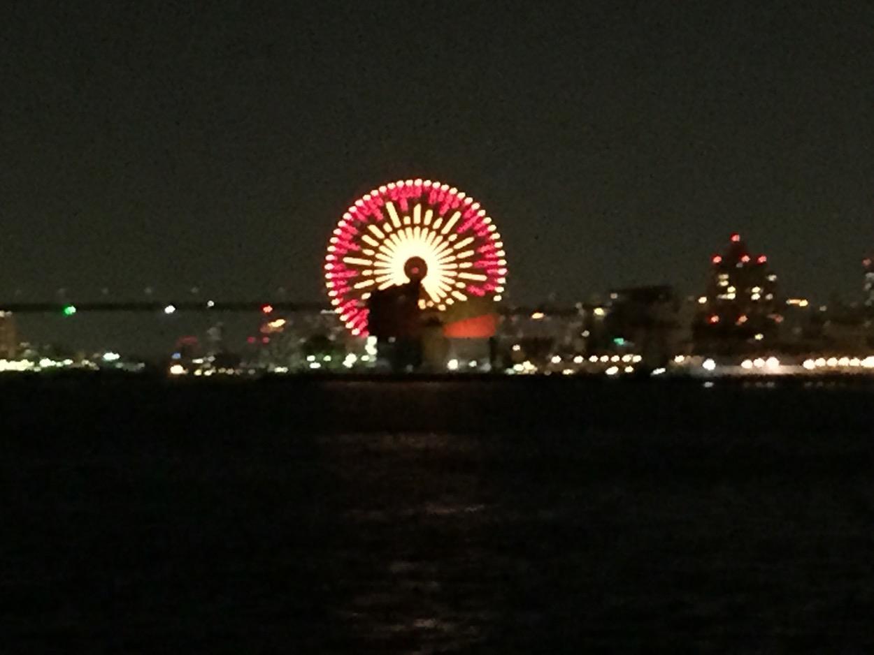 大阪南港コスモスクエアでガシラ釣り!