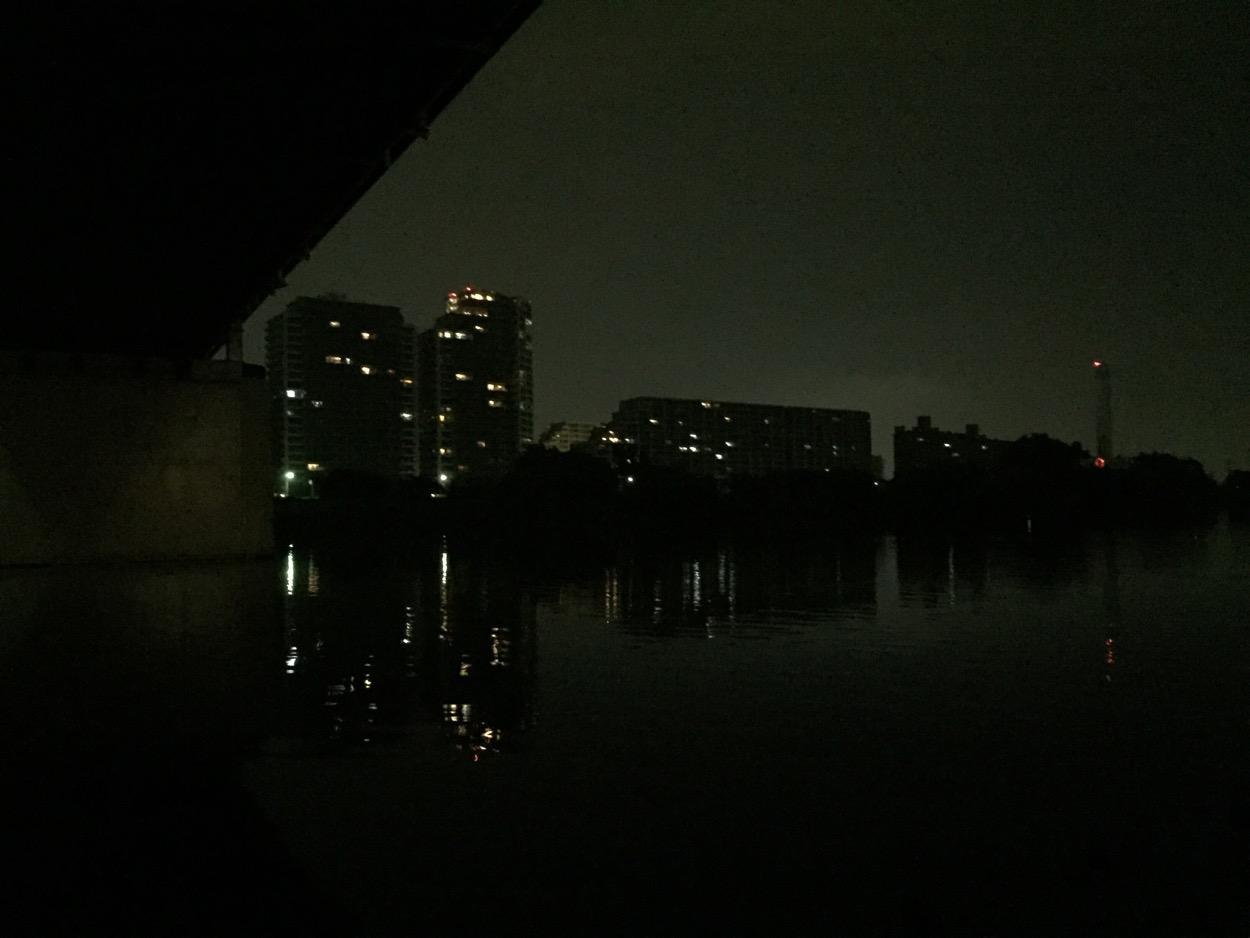 多摩川ガス橋でテナガエビ釣り – 2015年度3回目